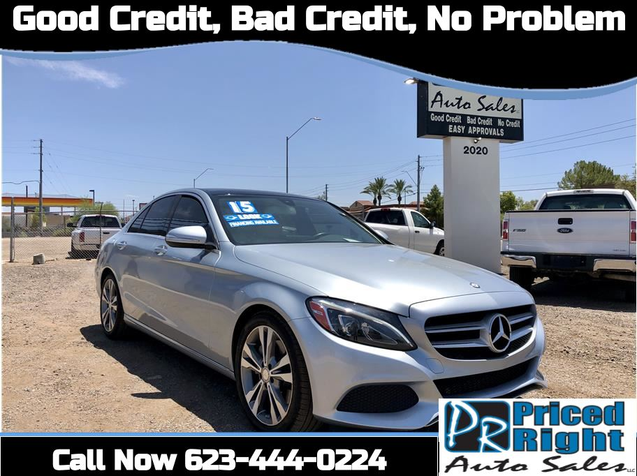 2015 Mercedes-Benz C-Class from Priced Right Auto Sales
