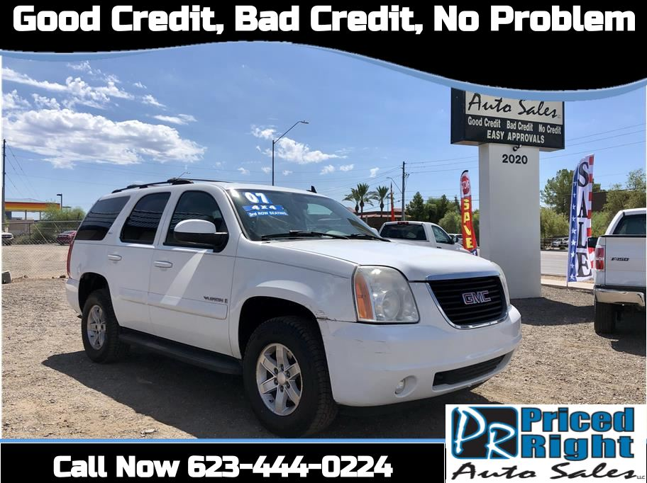 2007 GMC Yukon from Priced Right Auto Sales