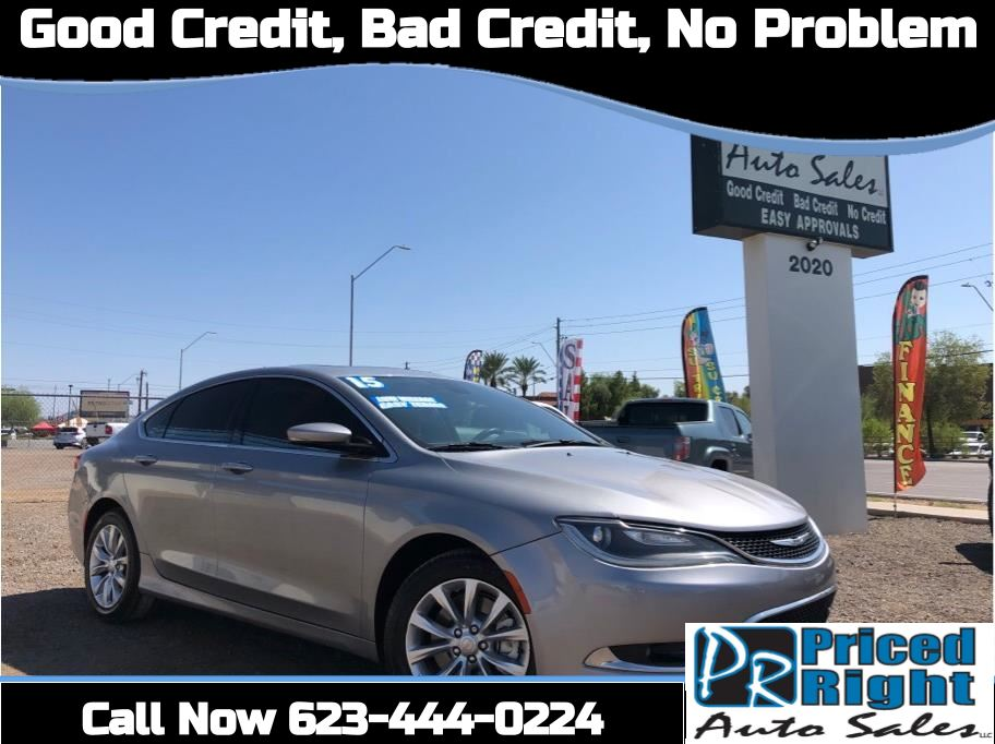 2015 Chrysler 200 from Priced Right Auto Sales