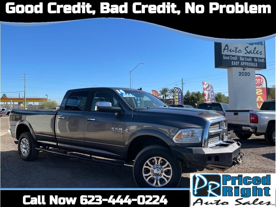 2014 Ram 3500 Crew Cab from Priced Right Auto Sales