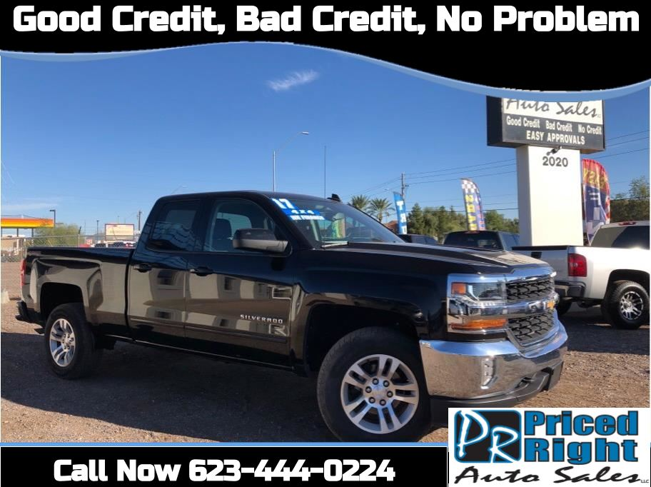 2017 Chevrolet Silverado 1500 Double Cab from Priced Right Auto Sales
