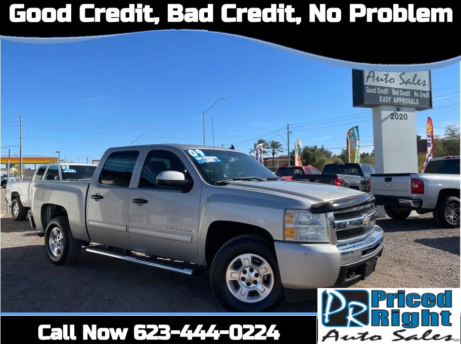 2009 Chevrolet Silverado 1500 Crew Cab from Priced Right Auto Sales