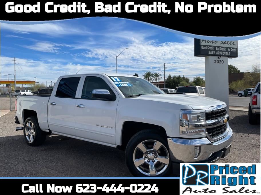 2017 Chevrolet Silverado 1500 Crew Cab from Priced Right Auto Sales