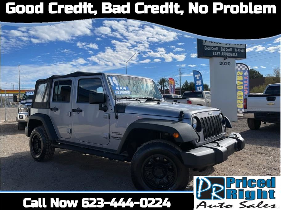 2014 Jeep Wrangler from Priced Right Auto Sales