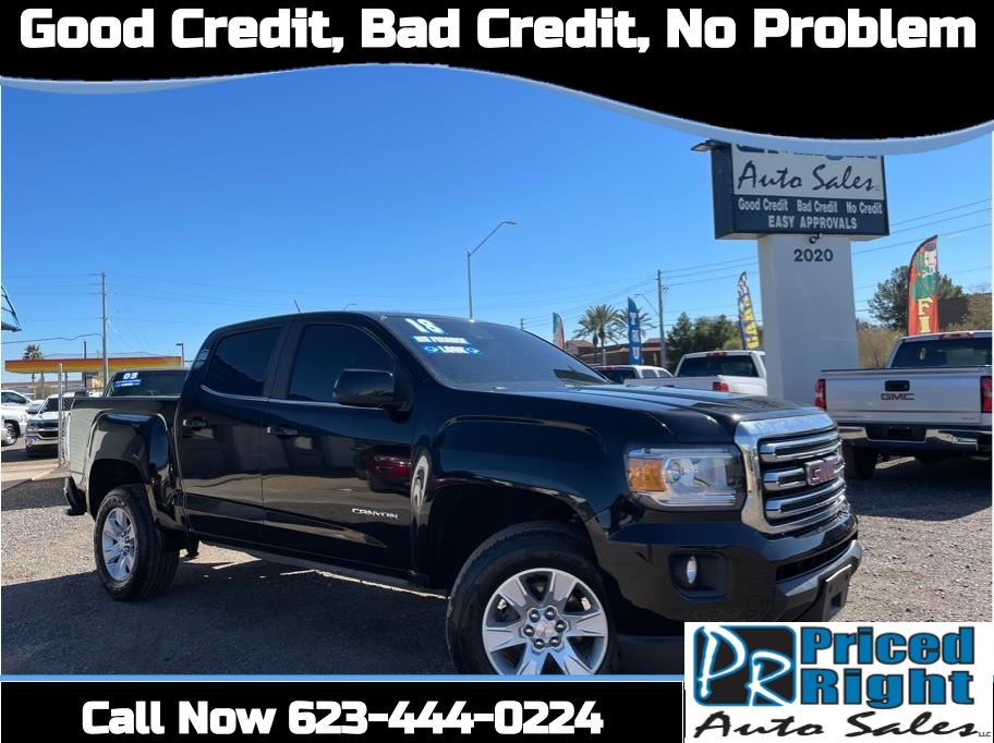 2018 GMC Canyon Crew Cab from Priced Right Auto Sales