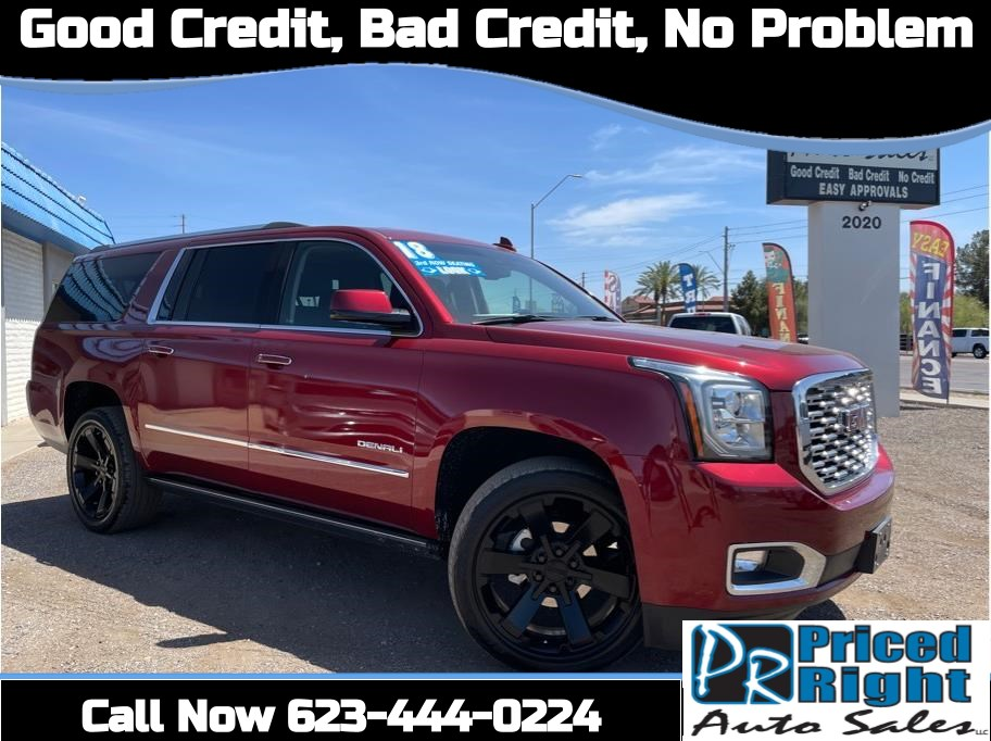 2018 GMC Yukon XL from Priced Right Auto Sales