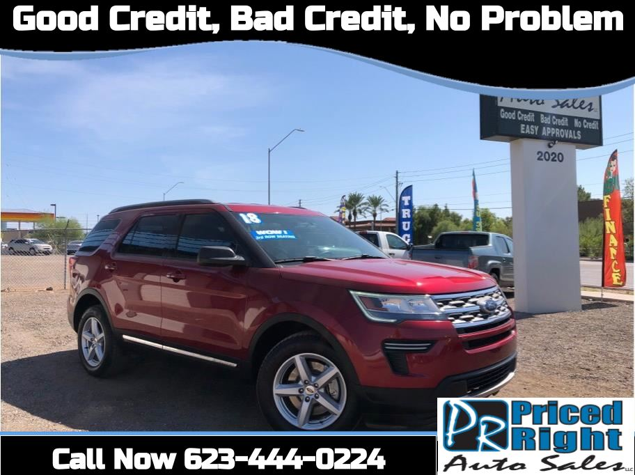 2018 Ford Explorer from Priced Right Auto Sales