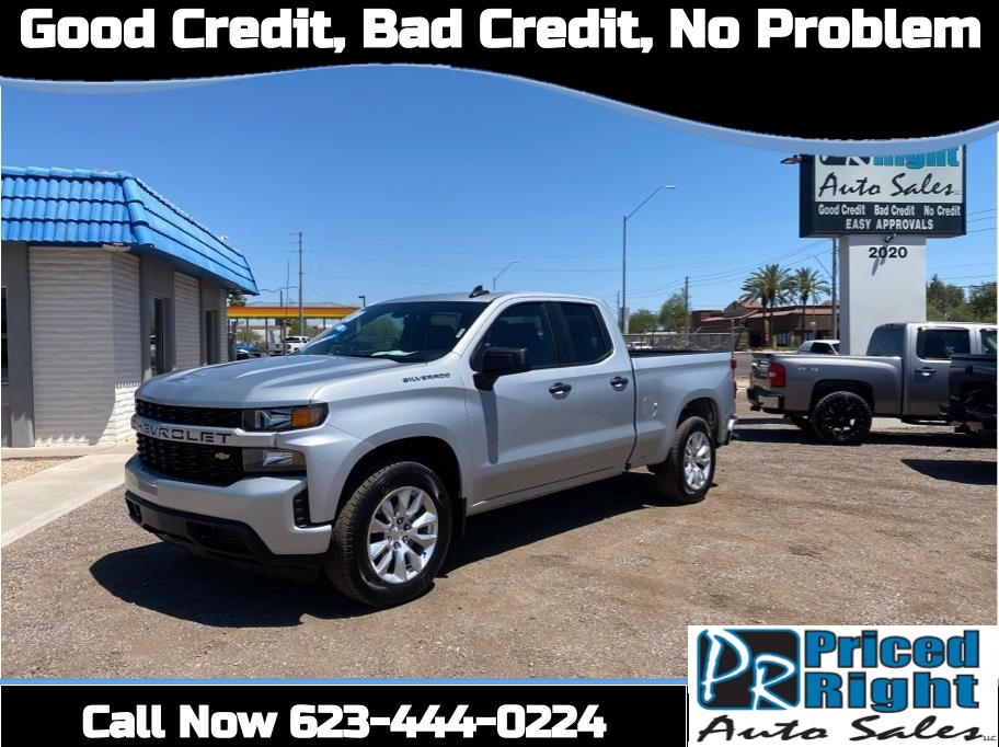 2020 Chevrolet Silverado 1500 Double Cab from Priced Right Auto Sales