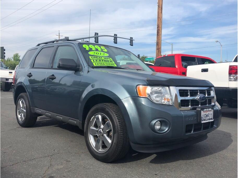 2012 Ford Escape from Redding Car and Truck Center