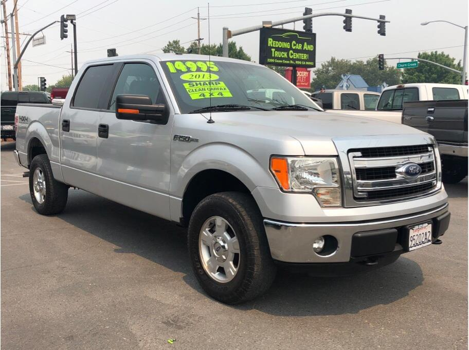 2013 Ford F150 SuperCrew Cab from Redding Car and Truck Center