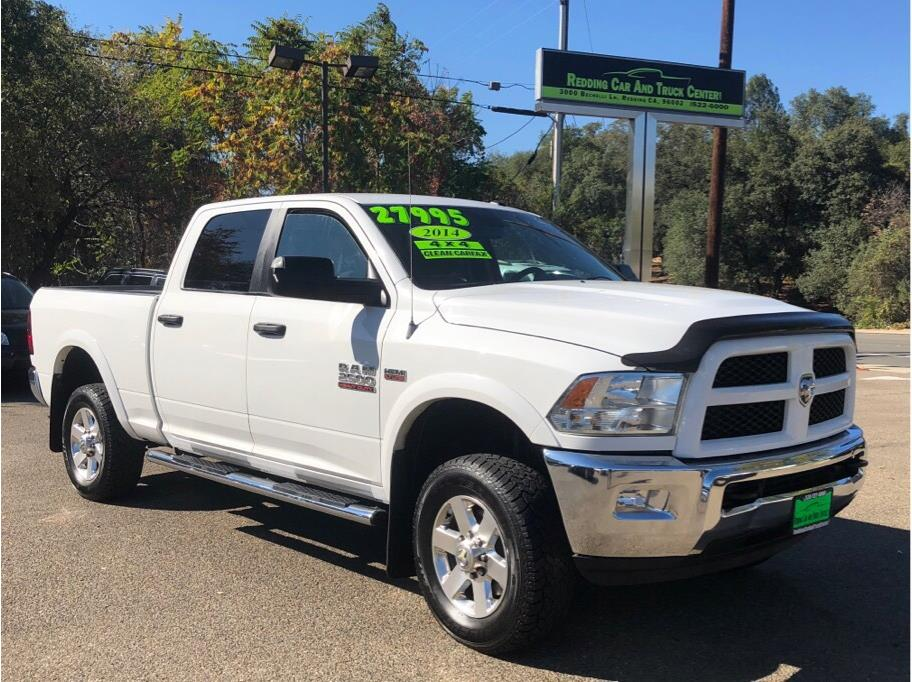 2014 Ram 2500 Crew Cab from Redding Car and Truck Center