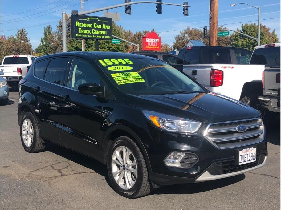 2017 Ford Escape from Redding Car and Truck Center
