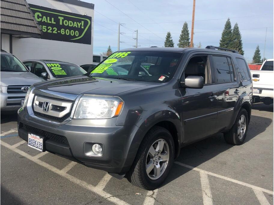 2011 Honda Pilot from Redding Car and Truck Center