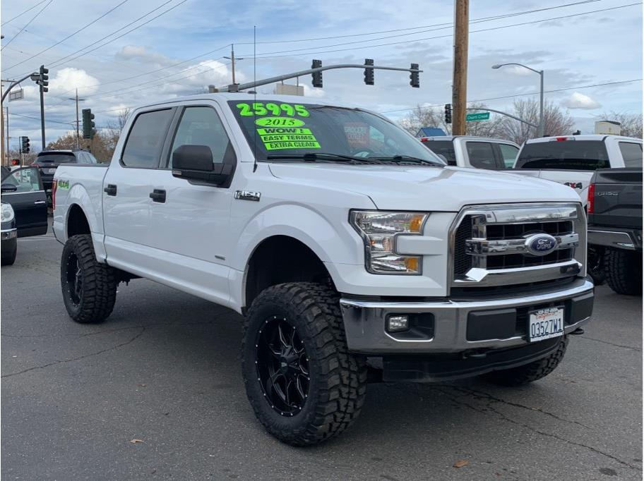 2015 Ford F150 SuperCrew Cab from Redding Car and Truck Center