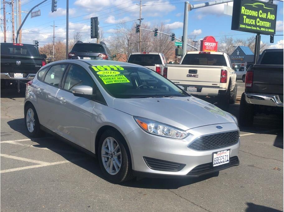 2016 Ford Focus from Redding Car and Truck Center