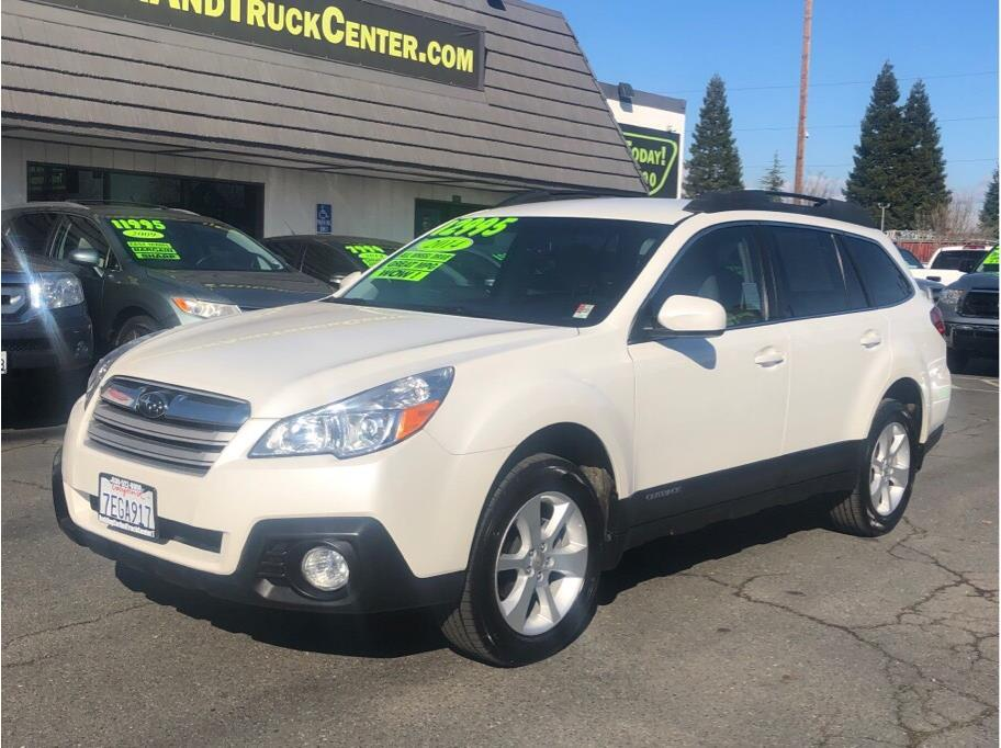 2014 Subaru Outback from Redding Car and Truck Center