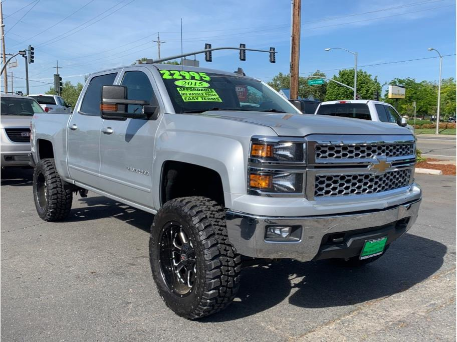 2015 Chevrolet Silverado 1500 Crew Cab from Redding Car and Truck Center