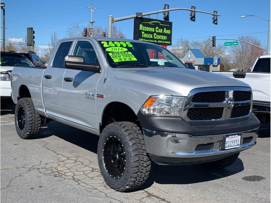 2016 Ram 1500 Quad Cab from Redding Car and Truck Center
