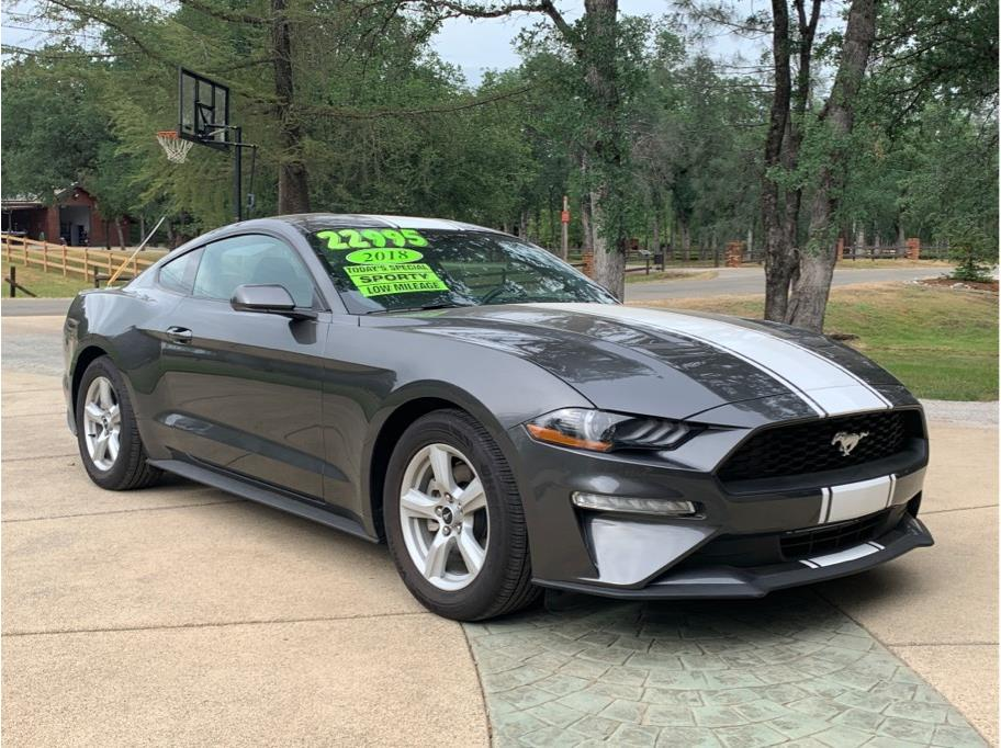 2018 Ford Mustang from Redding Car and Truck Center