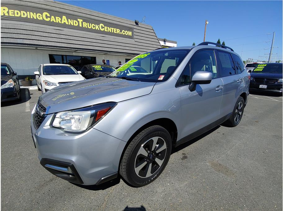 2017 Subaru Forester from Redding Car and Truck Center