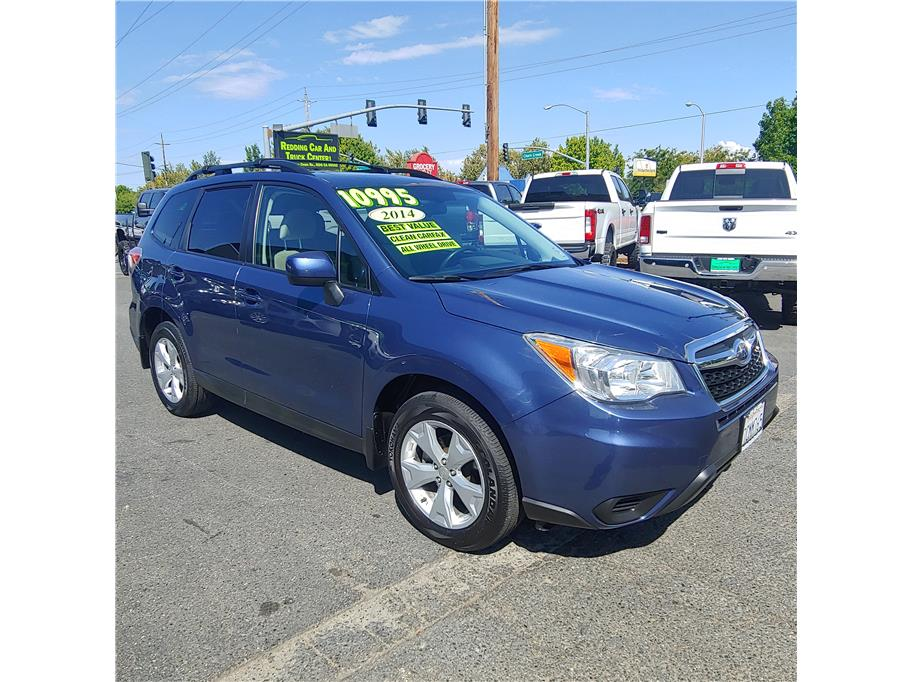 2014 Subaru Forester from Redding Car and Truck Center