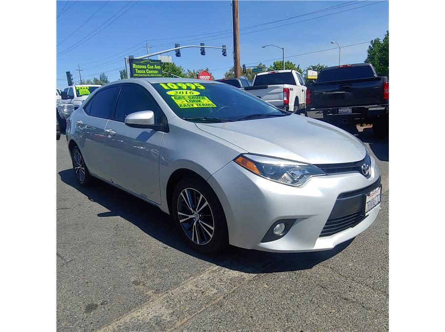2016 Toyota Corolla from Redding Car and Truck Center