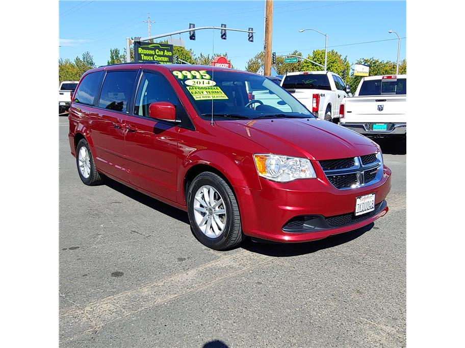 2014 Dodge Grand Caravan Passenger from Redding Car and Truck Center