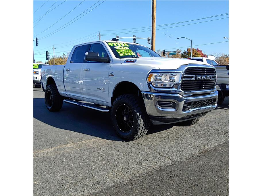 2019 Ram 2500 Crew Cab from Redding Car and Truck Center