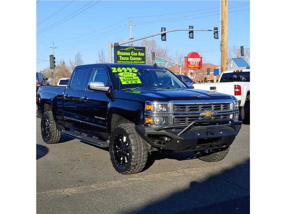 2014 Chevrolet Silverado 1500 Crew Cab from Redding Car and Truck Center