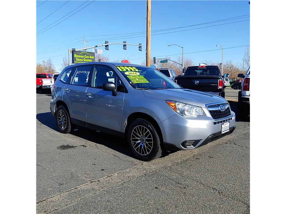 2016 Subaru Forester from Redding Car and Truck Center