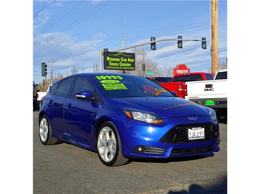 2014 Ford Focus ST from Redding Car and Truck Center