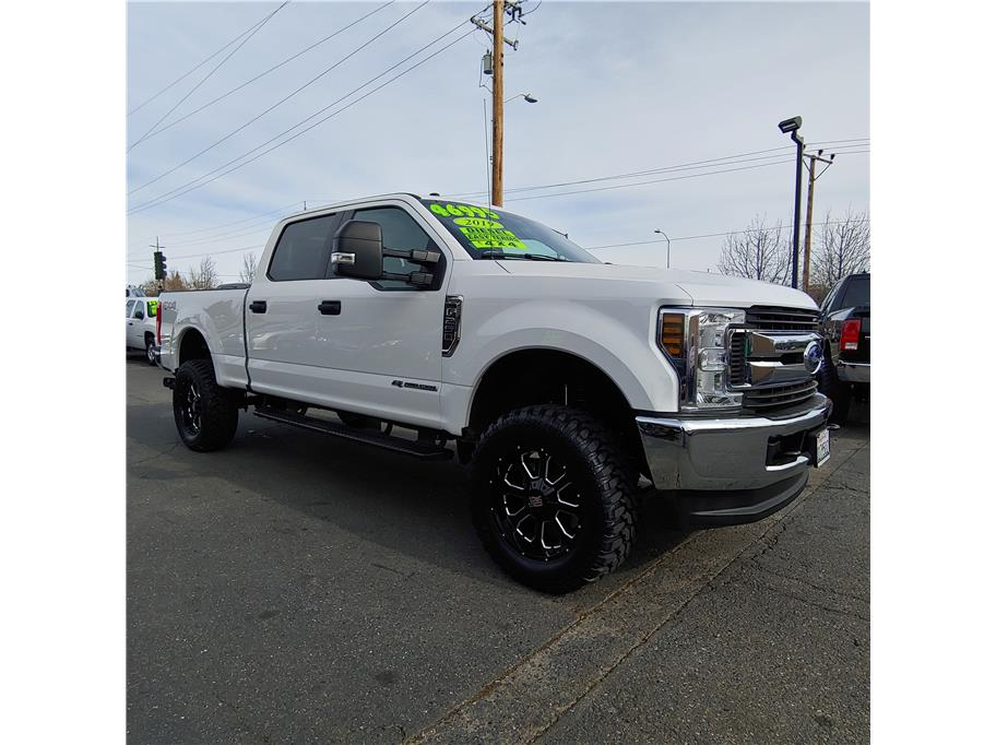 2019 Ford F250 Super Duty Crew Cab from Redding Car and Truck Center