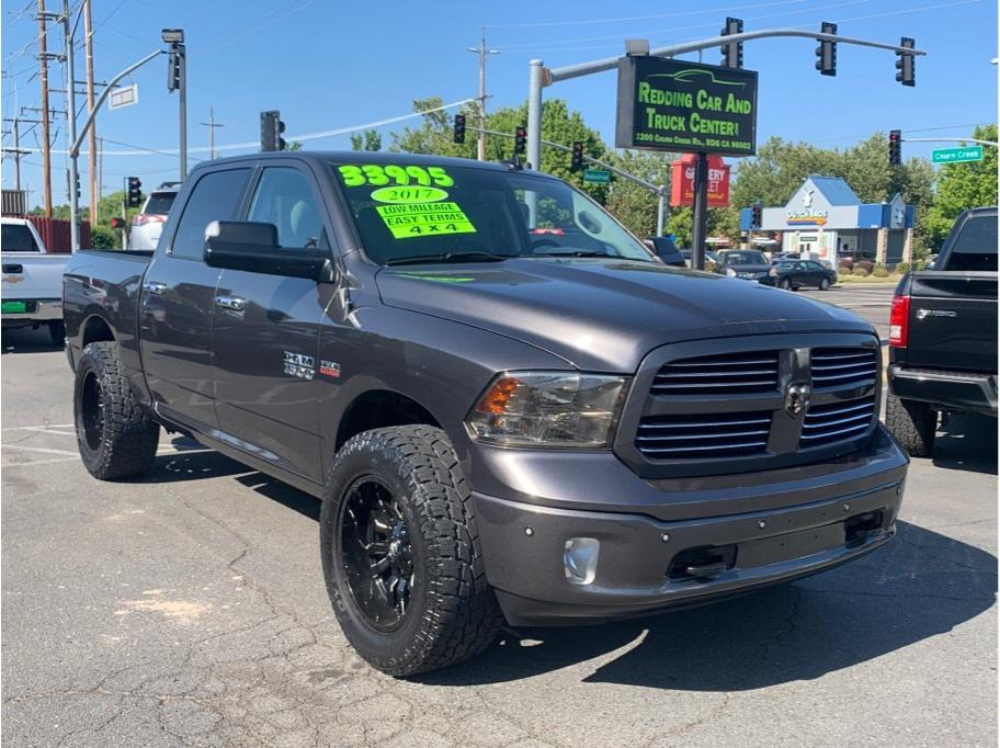 2017 Ram 1500 Crew Cab from Redding Car and Truck Center