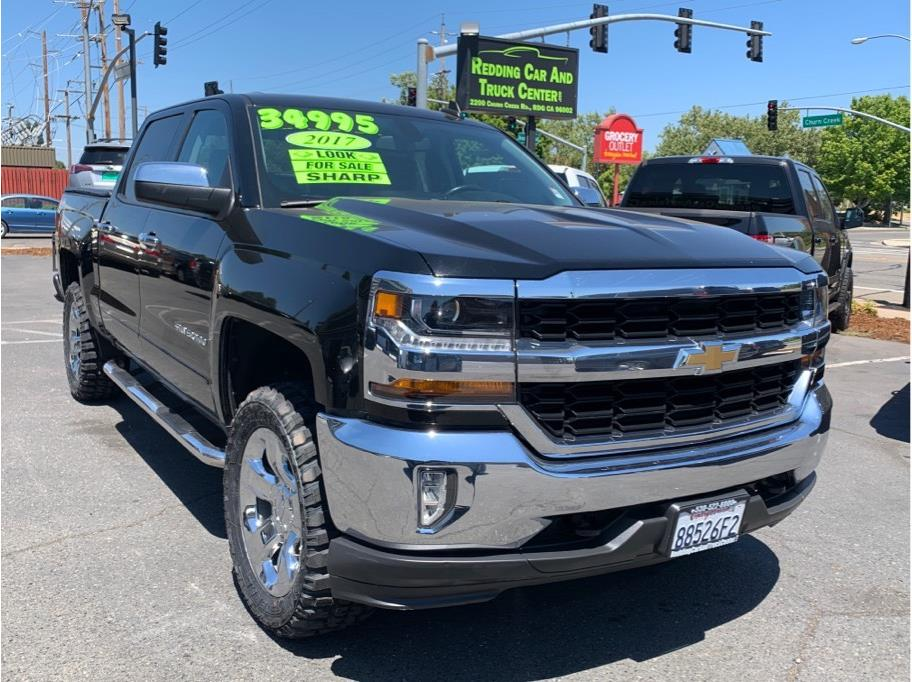 2017 Chevrolet Silverado 1500 Crew Cab from Redding Car and Truck Center