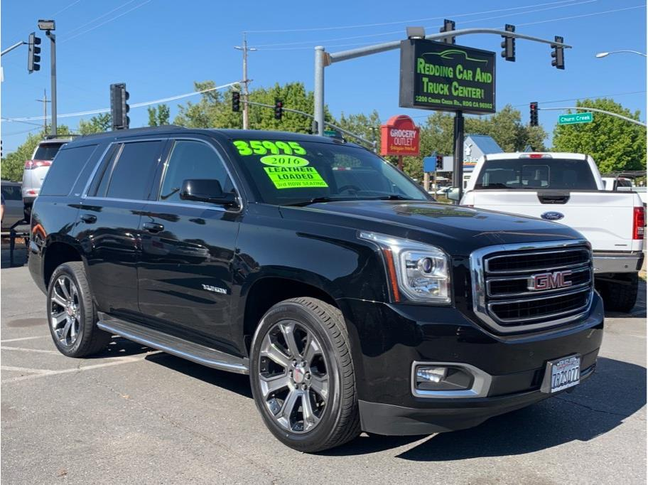 2016 GMC Yukon from Redding Car and Truck Center