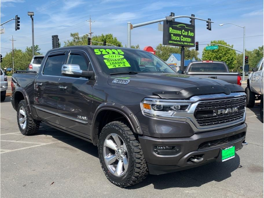 2019 Ram 1500 Crew Cab from Redding Car and Truck Center