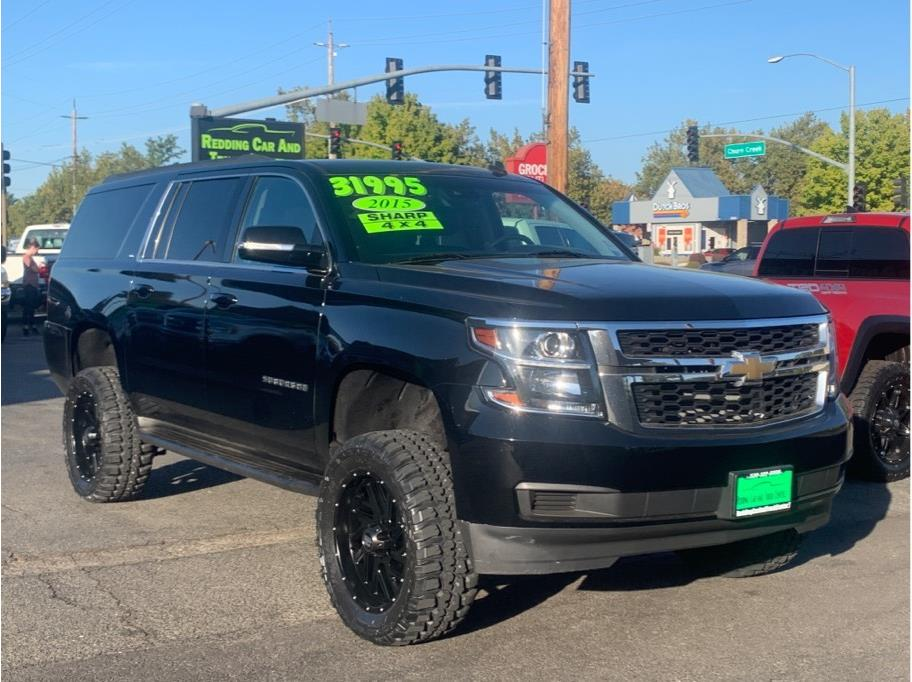 2015 Chevrolet Suburban from Redding Car and Truck Center