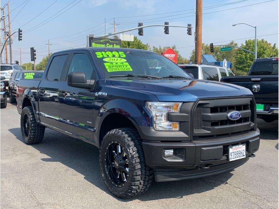 2017 Ford F150 SuperCrew Cab from Redding Car and Truck Center