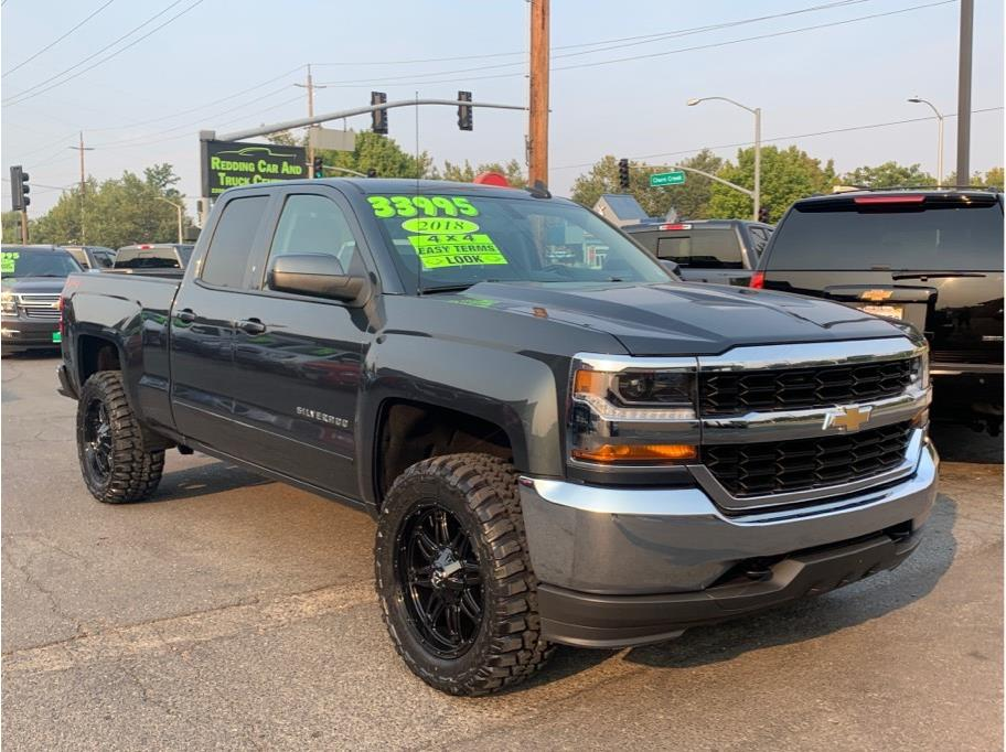 2018 Chevrolet Silverado 1500 Double Cab from Redding Car and Truck Center