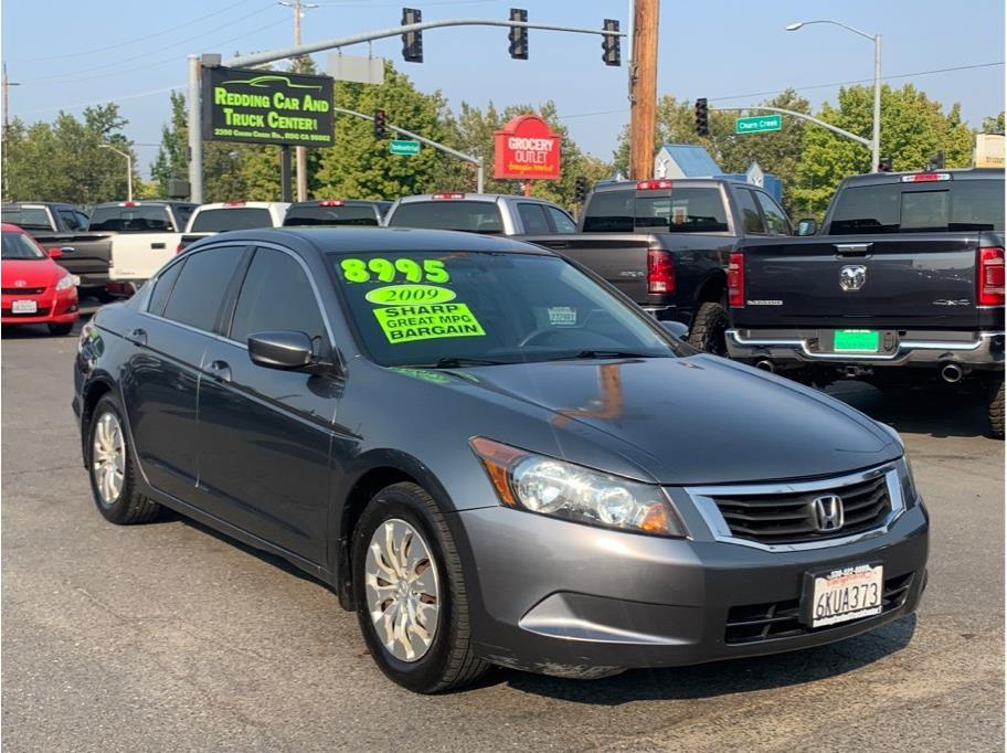 2009 Honda Accord from Redding Car and Truck Center