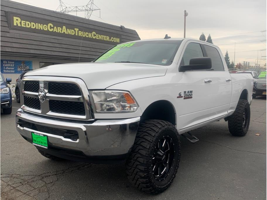 2018 Ram 2500 Crew Cab from Redding Car and Truck Center