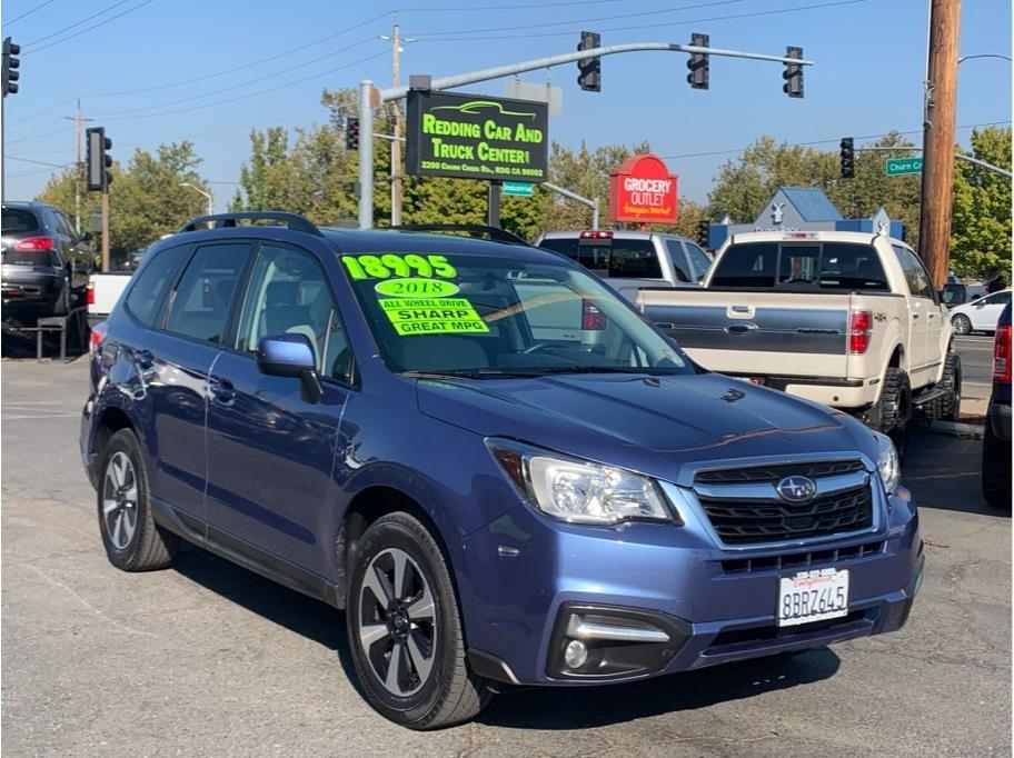 2018 Subaru Forester from Redding Car and Truck Center