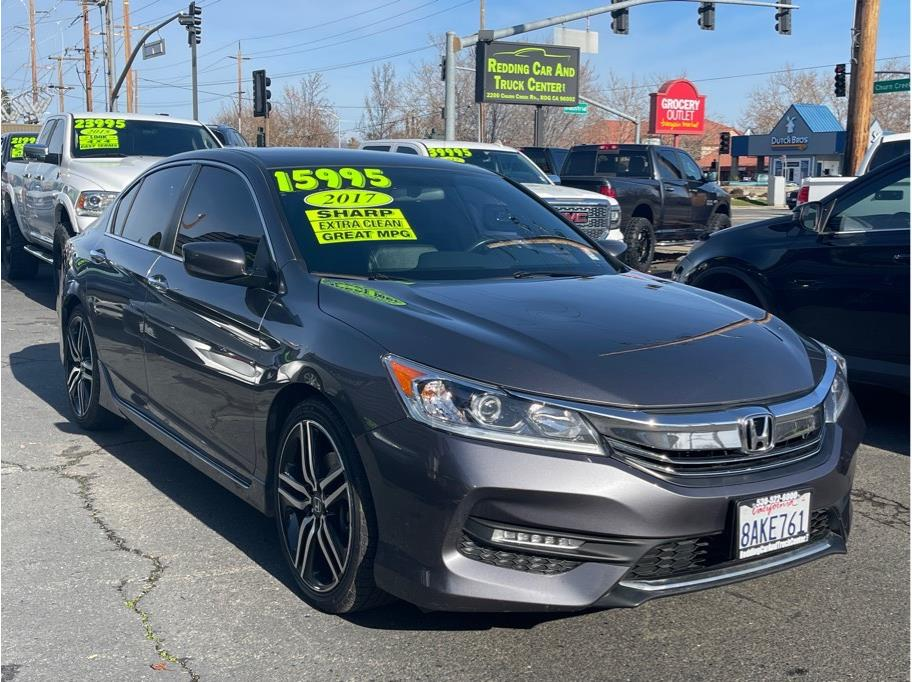 2017 Honda Accord from Redding Car and Truck Center