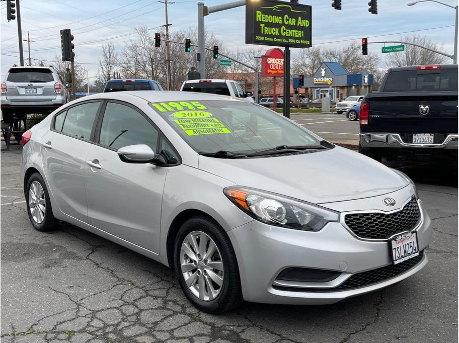 2016 Kia Forte from Redding Car and Truck Center
