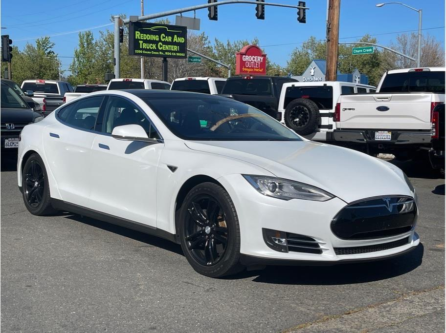2013 Tesla Model S from Redding Car and Truck Center