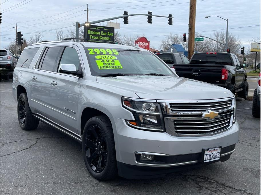 2016 Chevrolet Suburban from Redding Car and Truck Center