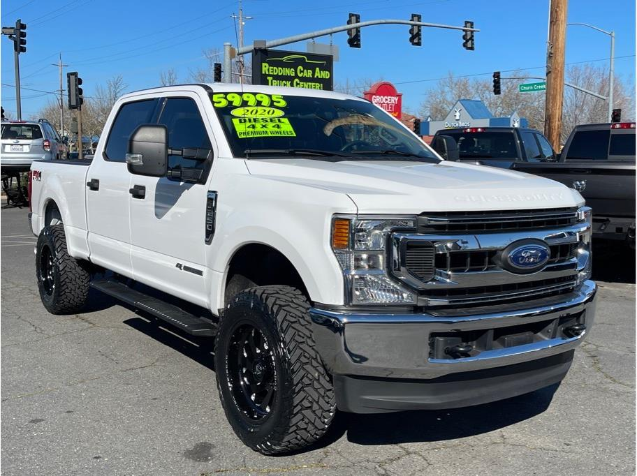 2020 Ford F250 Super Duty Crew Cab