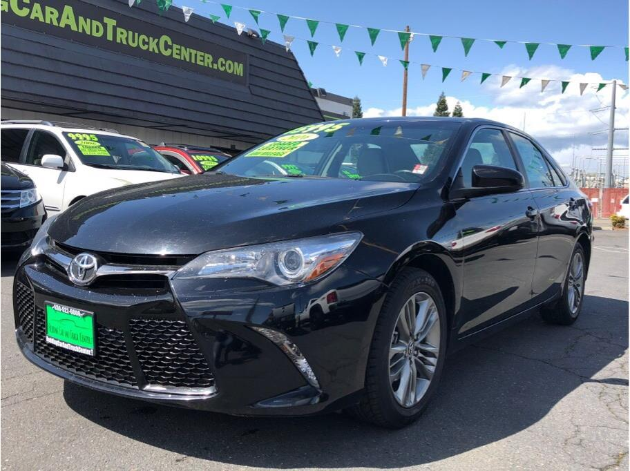 2016 Toyota Camry from Redding Car and Truck Center