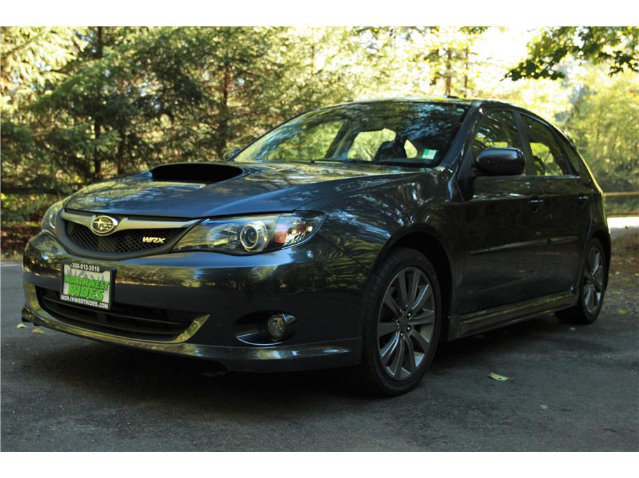 2010 Subaru Impreza from Northwest Rides Inc