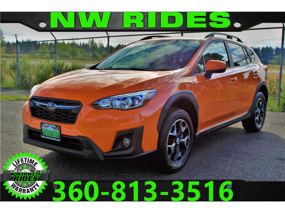 2018 Subaru Crosstrek from Northwest Rides Inc